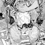 【エロ漫画】田舎の島に留学に来た少女は島のオヤジたちのおもちゃにされ…オヤジにトイレに連れ込まれ強制フェラから部屋に戻ると4人の男たちに囲まれ輪姦SEX四方八方から責められ口にマンコにチンコを挿入され連続射精